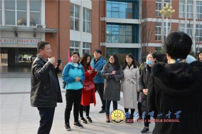 盱眙县第一中学教师创新生日系列活动