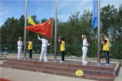 盱眙县第一中学2018-2019学年第一学期第二周升旗仪式